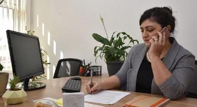 Samsun'da pandemi destek hattı
