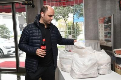 Büyükşehir'den sağlıkçılara destek
