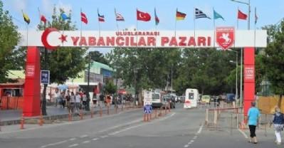 Yabancılar Pazarı açılıyor