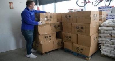 STSO'dan gıda yardımı
