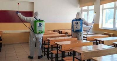 Okullar sınava hazır