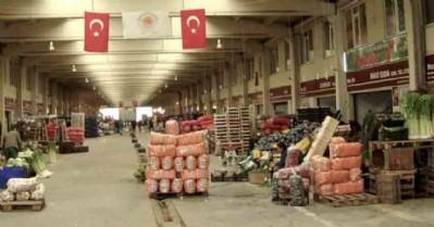 Halde 110 bin ton ürün işlem gördü