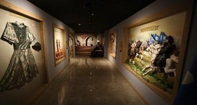 Canik'de destan müzesi açıldı