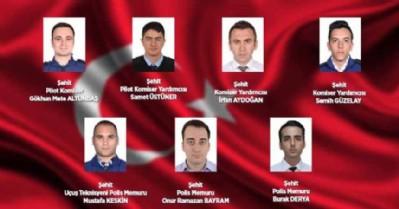 Van ve Siirt'ten acı haber: 9 şehidimiz var