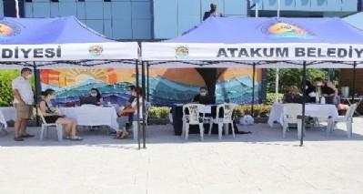 Atakum'da YKS desteği