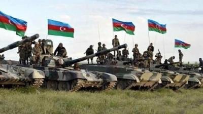 Azerbaycan ordusu taarruza geçti