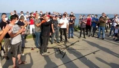 Olta balıkçılarına CHP'den destek