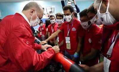 Tanyeli Roket Takımı Türkiye birincisi