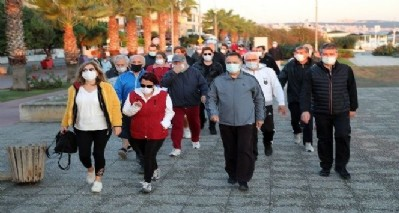 Sağlık için 10.000 adım