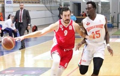 Basketçiler Başkent'te mağlup