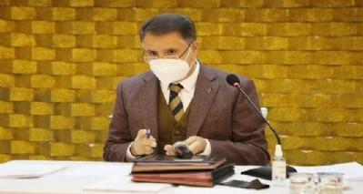 Atakum'da pandemi çalışmaları