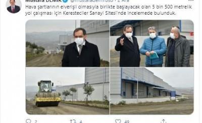 Başkan Demir'e karantina tepkisi