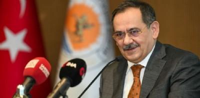 Başkan Demir'den rüşvet açıklaması