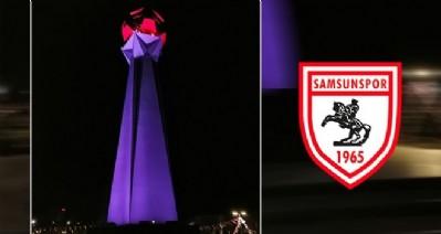 Anıt ışıklandırılmasına tepki