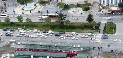 Trafikte 'yapay zeka' dönemi