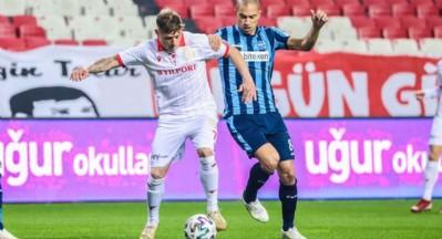 Seriye Adana Demirspor son verdi