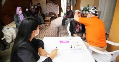 Atakum'da kadınlara sağlık taraması