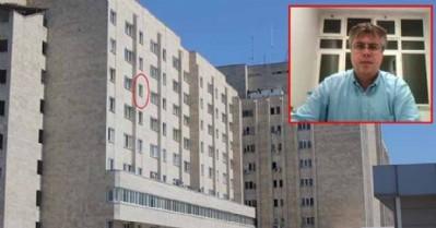 Ameliyata giderken pencereden atlayıp canına kıydı