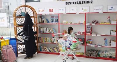 AtaMarket'ten 516 aile yararlandı