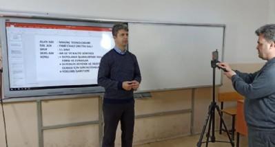EBA'ya Samsun'dan 100 kişilik destek