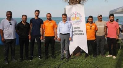 Atakum'da oryantring heyecanı