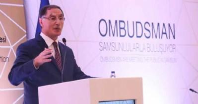 Başdenetçi Malkoç: 20 bin başvuru sayısı 100 bine çıktı