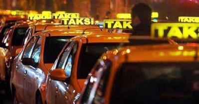 Yolcu almayan taksiciye 'men' geliyor