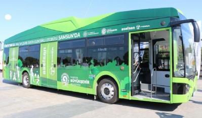 2022 Elektrikli otobüs yılı