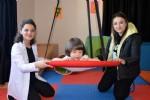 Down sendromlu çocuklar, 'ergoterapi' ile daha mutlu