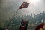 Samsun'da evet kutlamaları