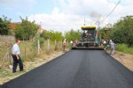Bafra'nın hedefi 100 bin ton asfalt