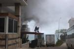 Ordu'daki otel yangını söndürüldü