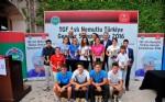 Gençler Samsun'da yarışacak