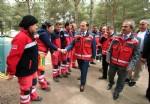 4 ilin UMKE ekiplerinden Amasya'da tatbikat
