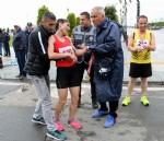 19 Mayıs Yarı Maratonu yapıldı