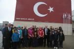 Avrupa Bilek Güreşi Şampiyonu'na törenli karşılama