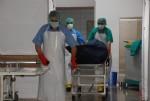 Ceset kokusu tüm hastaneyi kapladı
