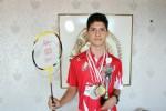 Tek kolu ile 16 madalya kazanan Fuat'ın şimdiki hedefi olimpiyatlar