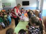 Sinop'ta Minik Ayaklar Üşümesin Projesi
