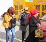 Samsun'da 4 DEAŞ'lı adliyeye sevk edildi