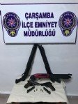 Silah kaçakçılığından tutuklandı