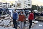 Deprem için sokak tiyatrosu