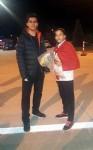 Samsunlu tekvandocu Balkan Şampiyonu