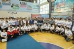 Liselerarası Bilek Güreşi heyecanı