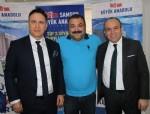 Azerbaycan'ın en ünlü komedyeni Samsun'da şifa bulacak