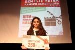 Liseliler kansere karşı 168 kısa film çekti