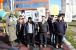 Down sendromlulardan 'Sessiz Kudüs Protestosu'