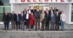 Sarıcaoğlu'ndan eski başkanlara teşekkür