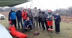 SAMDAK'tan dağcılık kış eğitimi