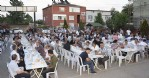 Şehit evinde iftar